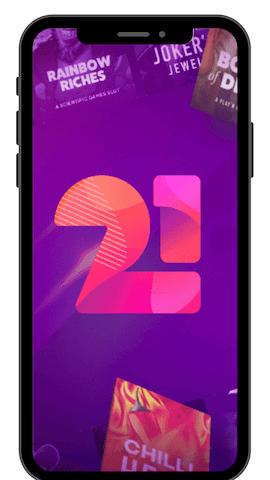 21 Casino iPhone