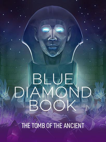Blue Diamond Book at 21.com