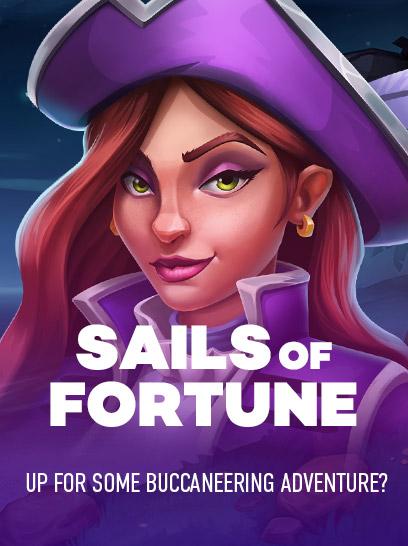Sails of Fortune at 21.com