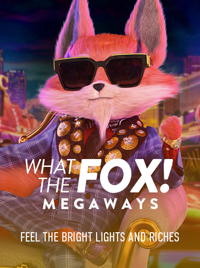 What the Fox MegaWays at 21.com